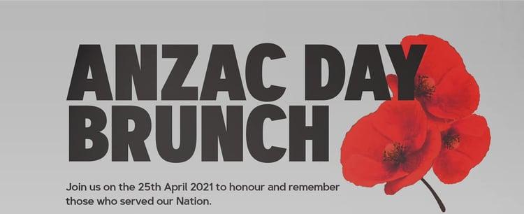 Anzac Day Brunch 2021