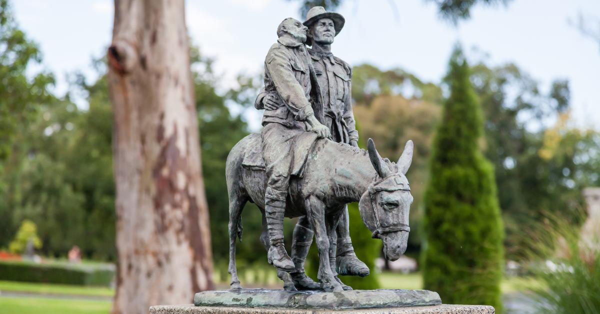 War memorial, Melbourne